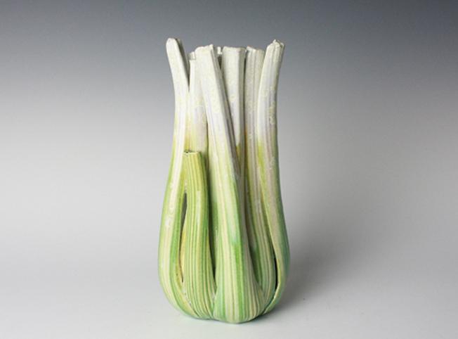 Celery Vase Kate Malone Ceramics Glaze Research London