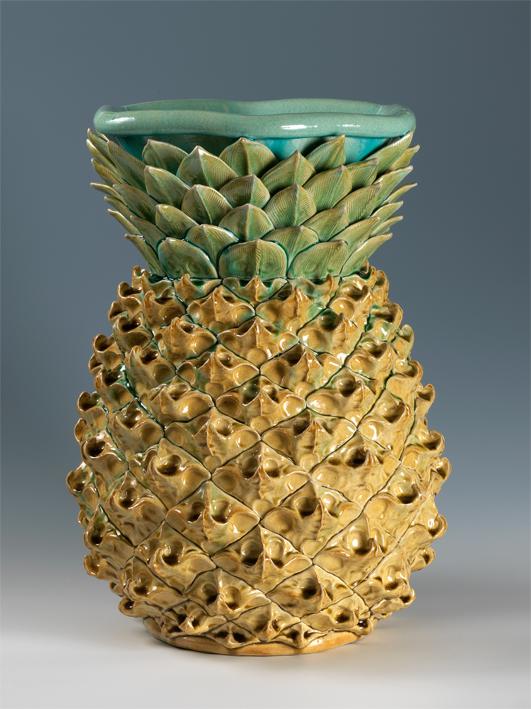 Pineapple Kate Malone Ceramics Amp Glaze Research London