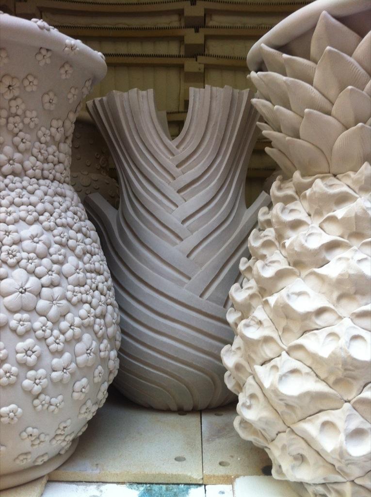 Glazes And Glazing Kate Malone Ceramics Amp Glaze Research London