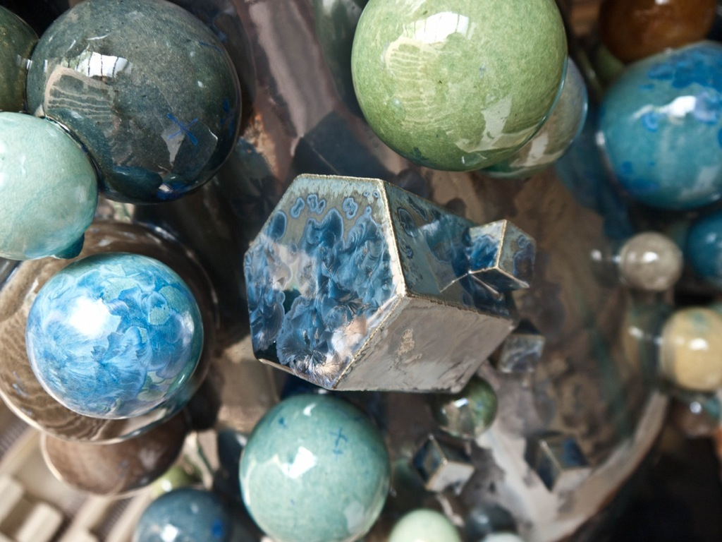 Magma Series close-up