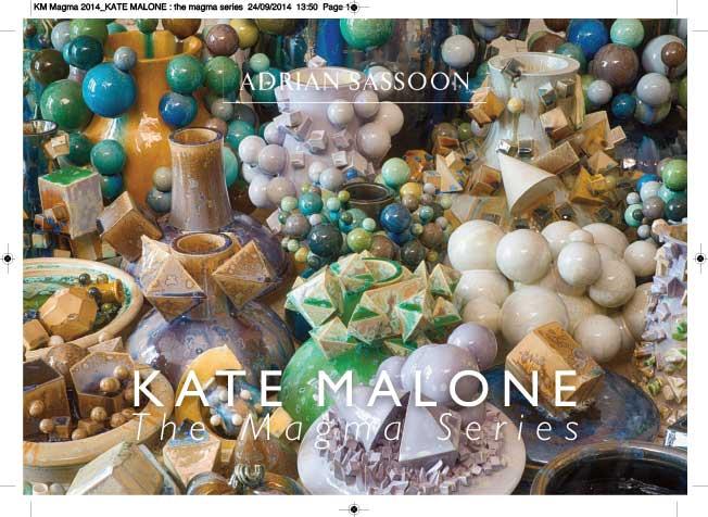 Magma series catalogue Adrian Sassoon