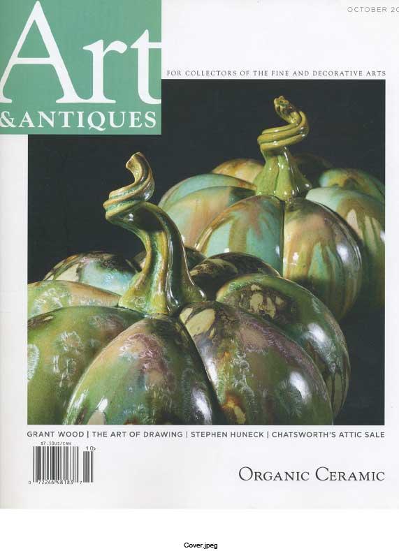 Art & Antiques - Organic Ceramic