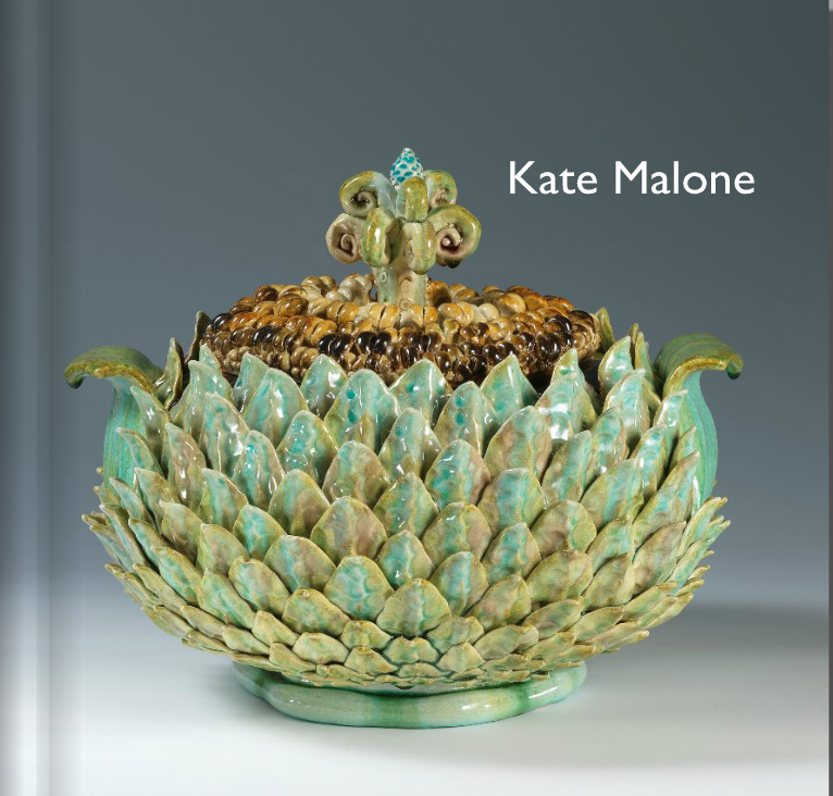 Kate Malone by Adrian Sassoon - available on Blurb