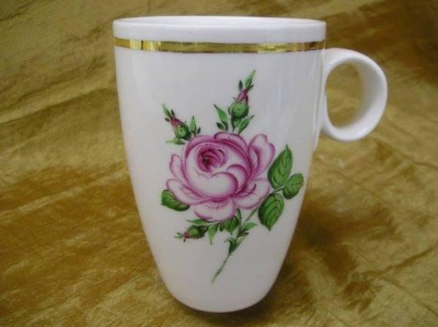 Erika Albrecht - hand painted ceramics