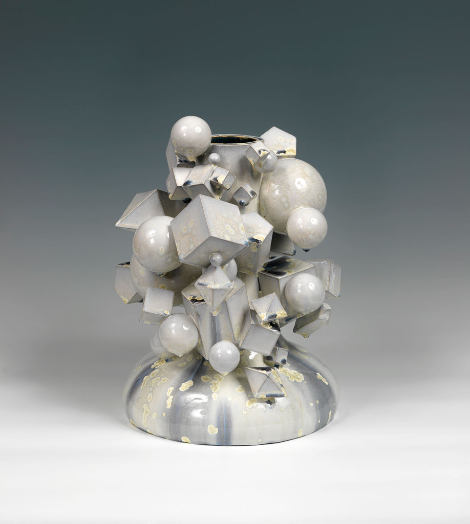 Orbit Magma, Decorative arts ceramics by Kate Malone