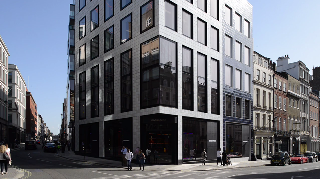 Savile Row video EPR Architects and Kate Malone