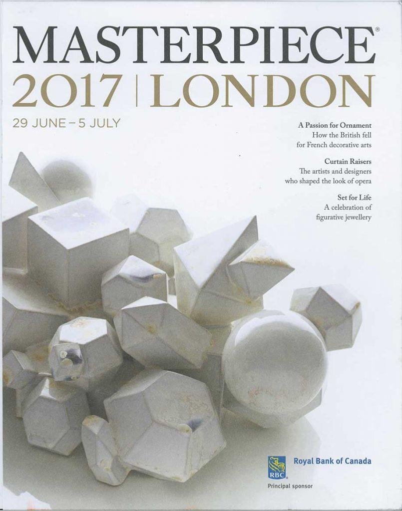 Masterpiece Magazine 2017 London